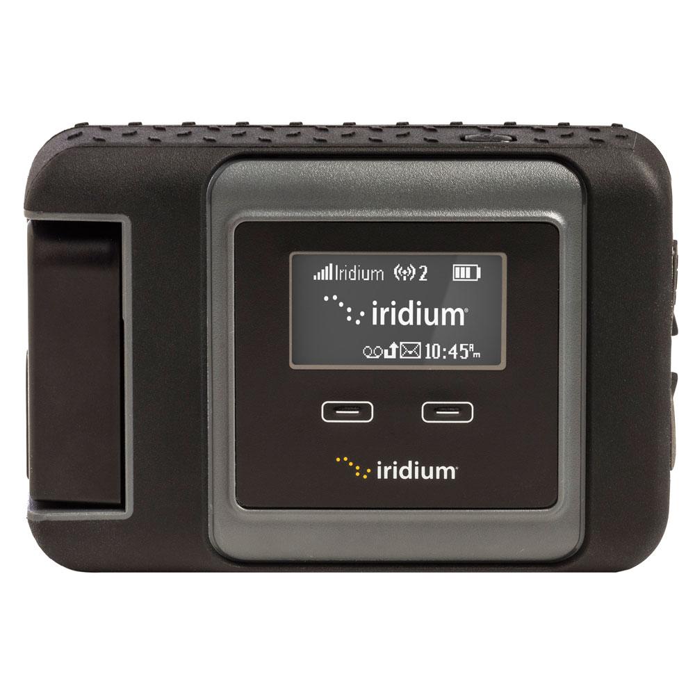 Iridium GO! Satellite Based Hot Spot - Up To 5 Users - GO