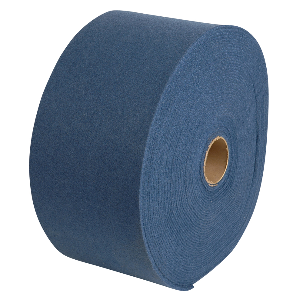 C.E. Smith Carpet Roll - Blue - 11