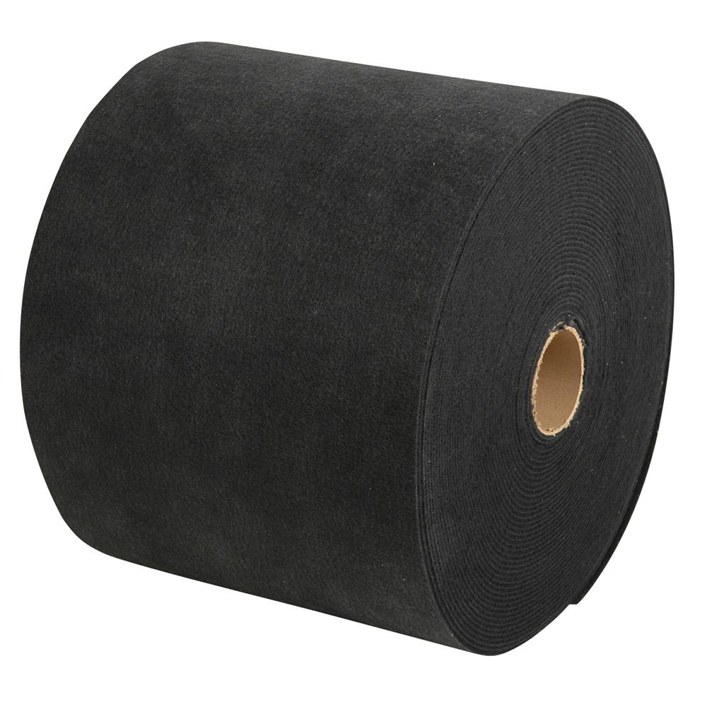 C.E. Smith Carpet Roll - Black - 18