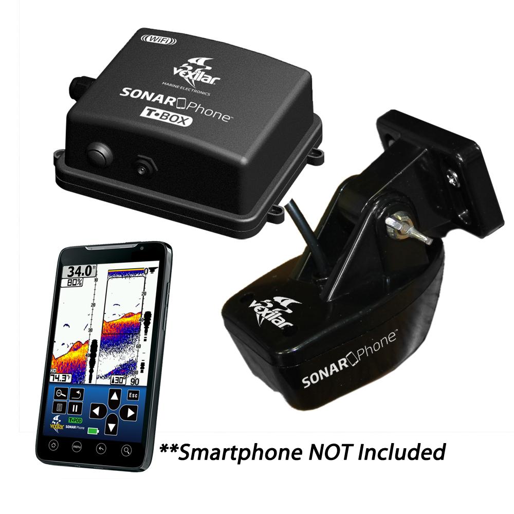 Vexilar SP200 SonarPhone T-Box Permanent Installation Pack - SP200