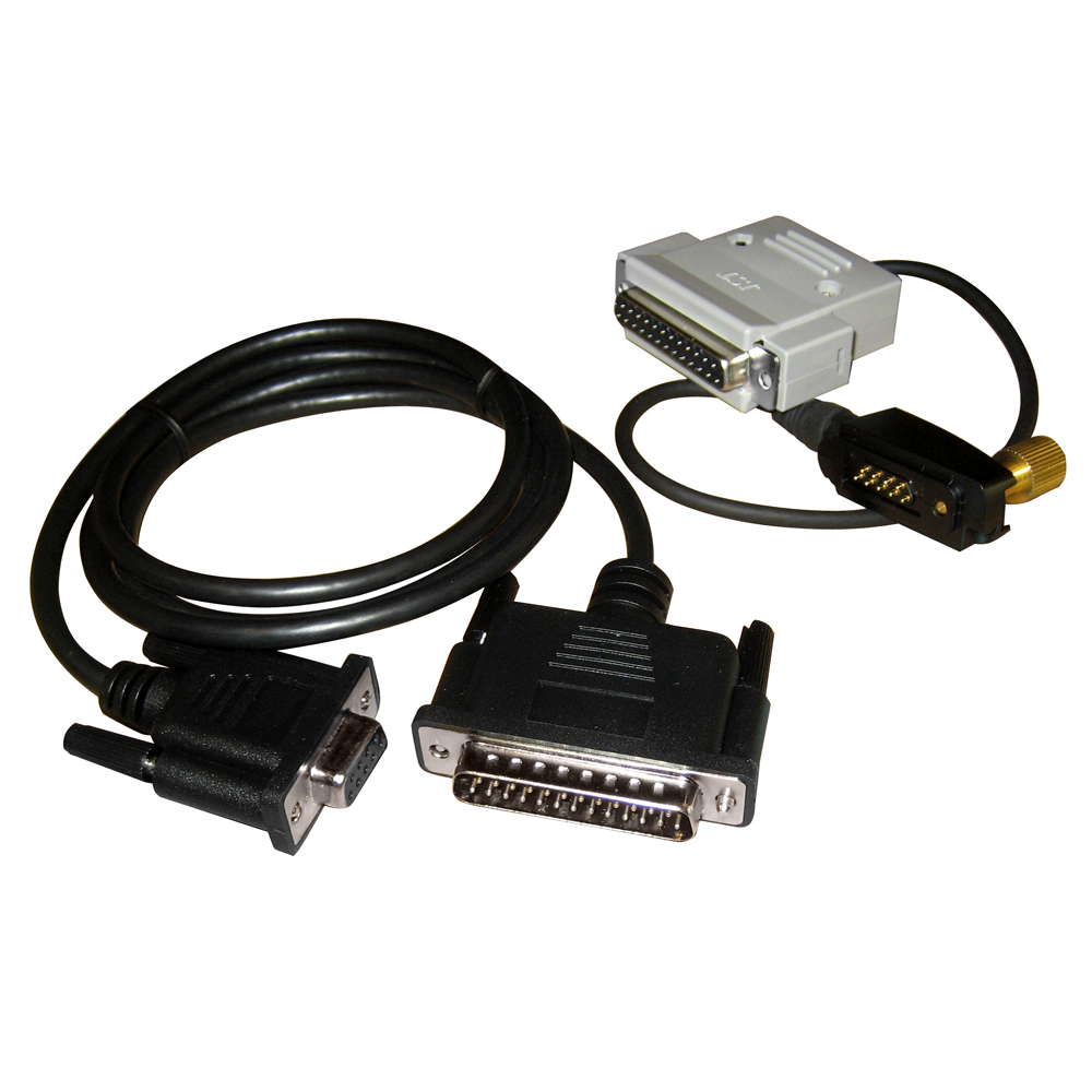 Icom PC To Radio Programming Cloning Cable with RS-232S Connector - OPC966