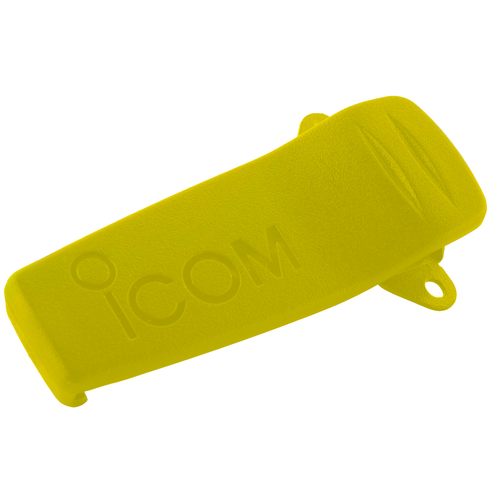 Icom Alligator Belt Clip for GM1600 - Yellow - MB103Y