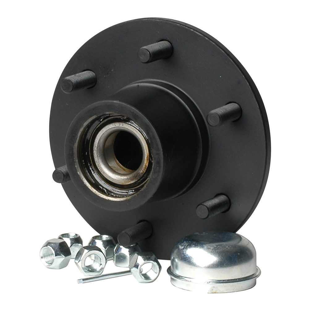 C.E. Smith Trailer Hub Kit - Tapered Spindle - 6x5.5