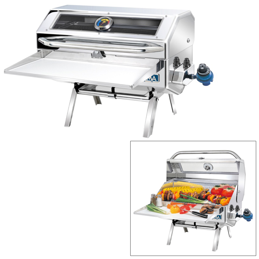Magma Newport 2 Gourmet Series Grill - Infrared - A10-918-2GS
