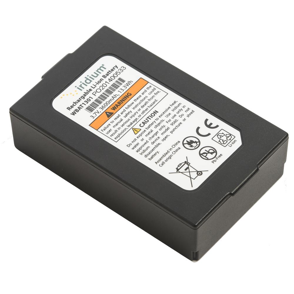 Iridium GO! Rechargeable Li-Ion Battery  - 3500mAh - IRID-GO-BAT