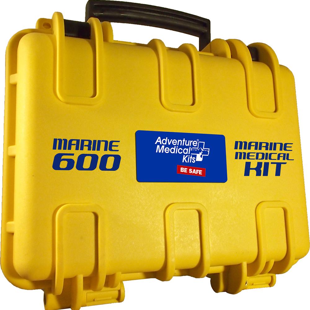 Adventure Medical Marine 600 First Aid Kit in Waterproof Case