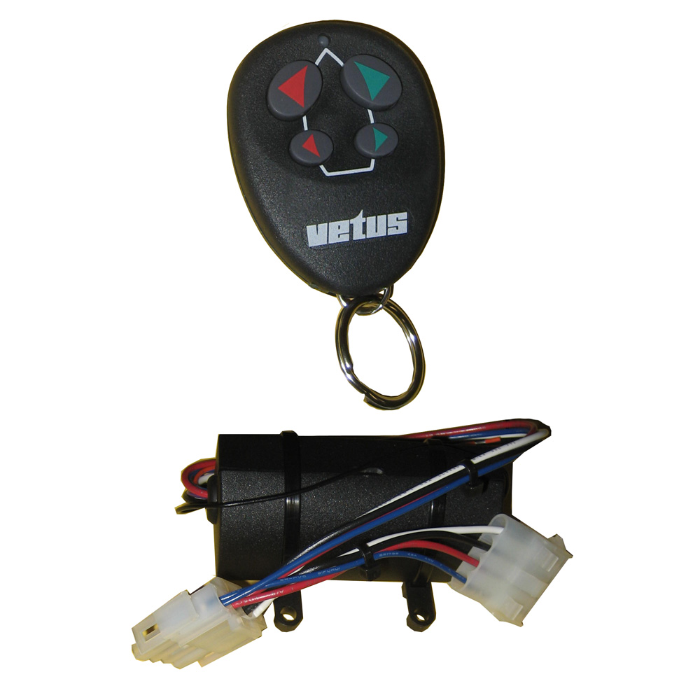 VETUS Bow Thruster Remote Control for 1 Bow Thruster - 12/24V - REMCO1