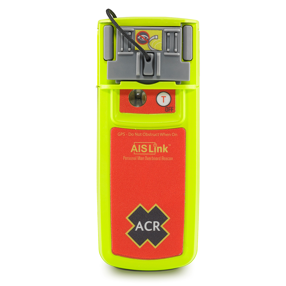 ACR 2886 AISLink MOB Personal AIS Man Overboard Beacon CD-55933