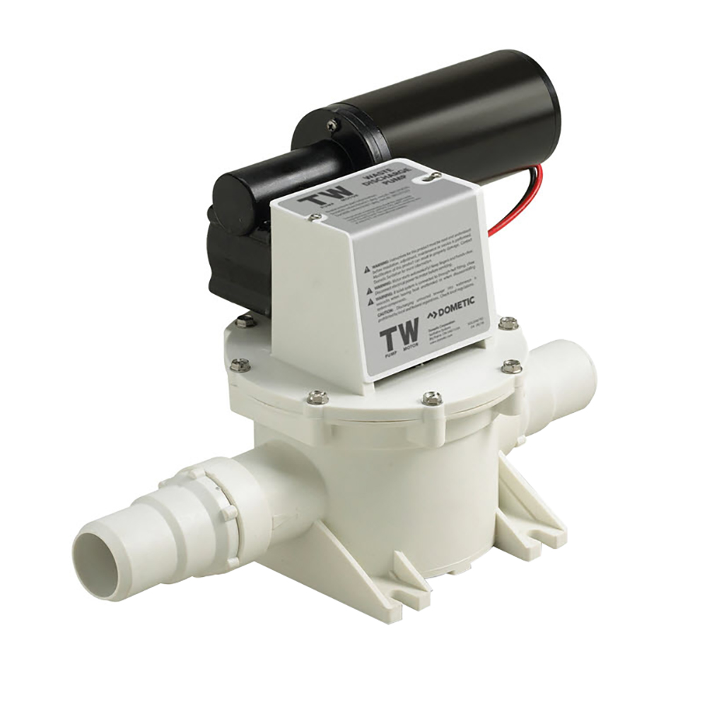 Dometic SeaLand T Series Waste Discharge Pump - 12V - 317301200