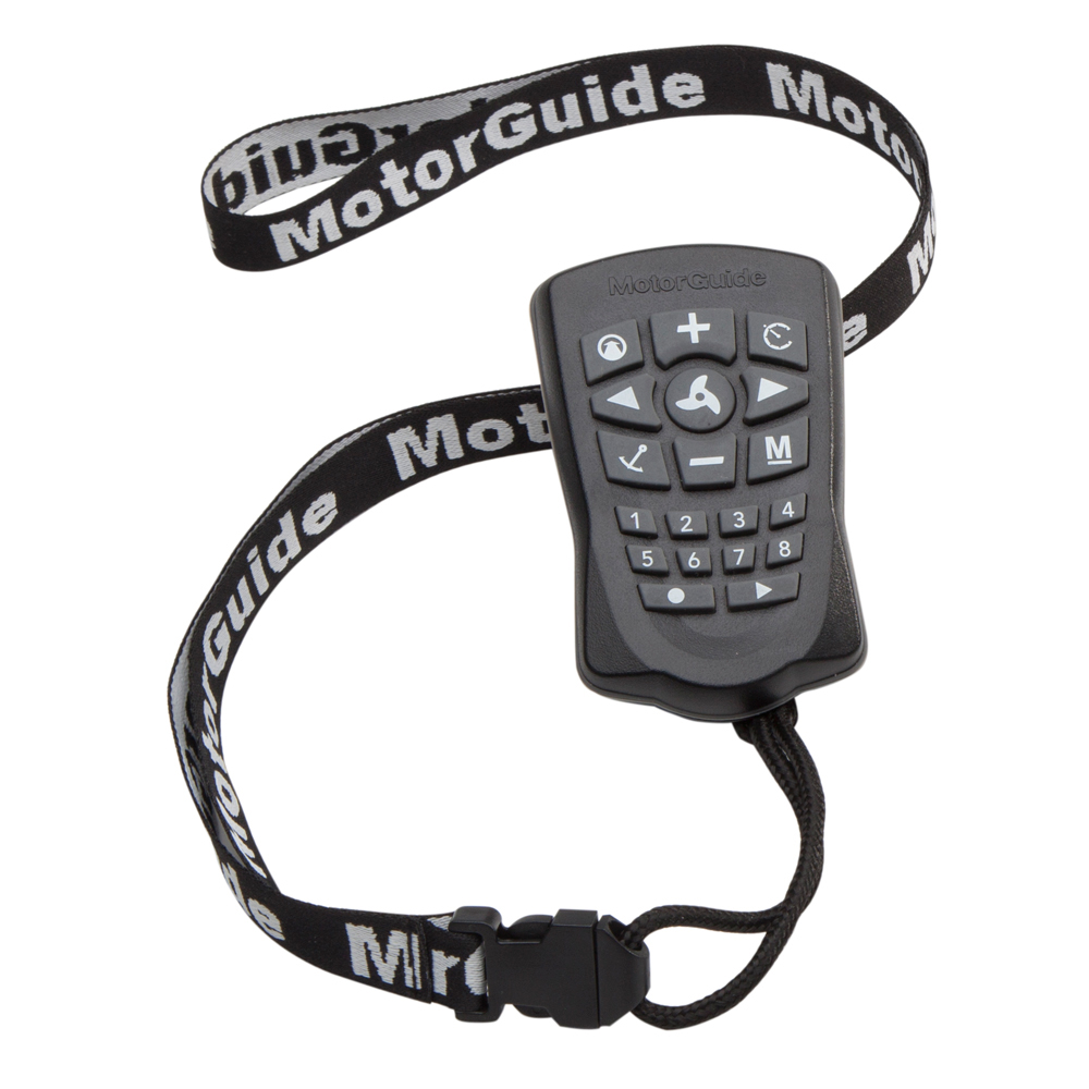 MotorGuide PinPoint GPS Replacement Remote - 8M0092071