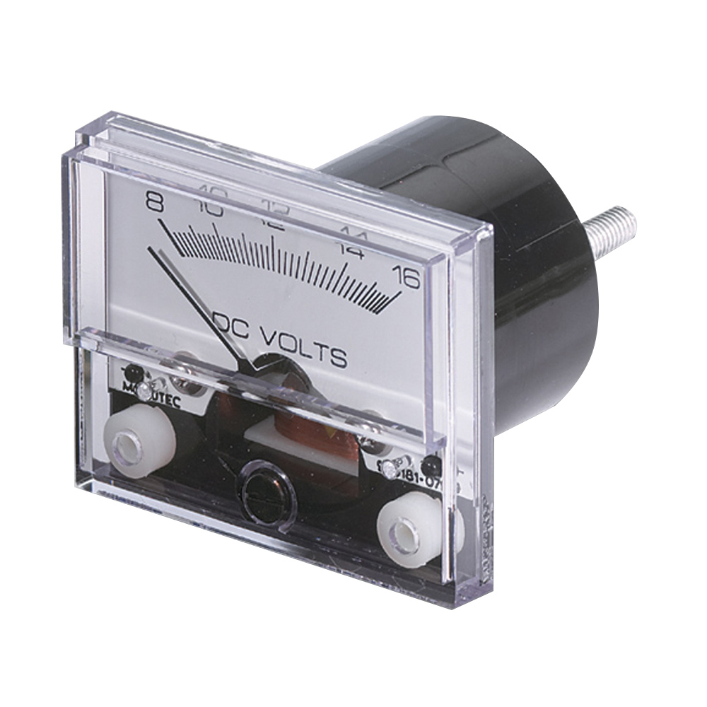 Paneltronics Analog AC Frequency Meter - 55-65 Hz - 289-029