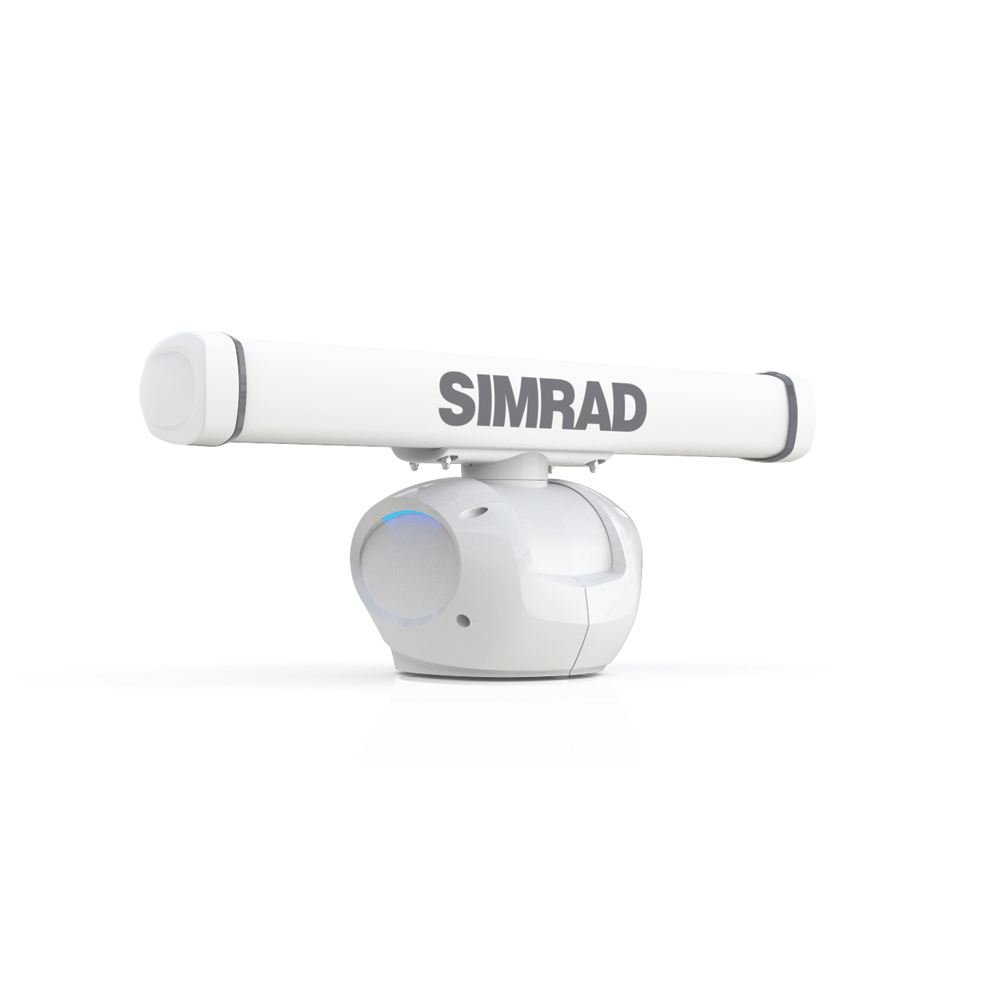 Simrad HALO-3 Pulse Compression Radar with 3' Antenna, RI-12 Interface Module & 20M Cable - 000-11469-001