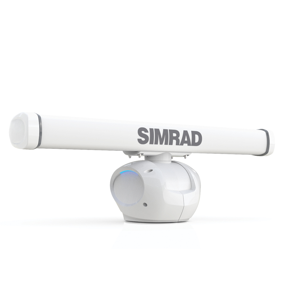 Simrad HALO-4 Pulse Compression Radar with 4' Antenna, RI-12 Interface Module & 20M Cable - 000-11470-001