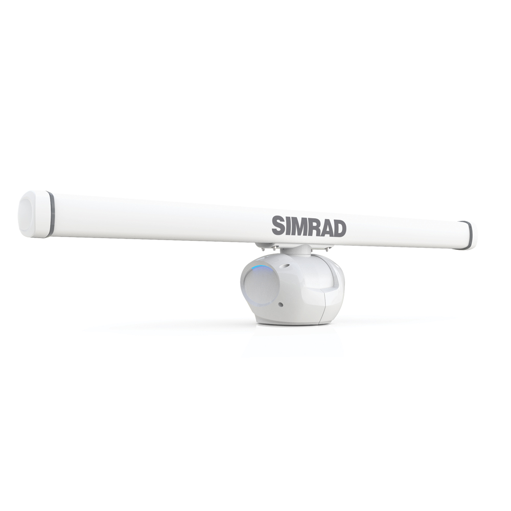Simrad HALO-6 Pulse Compression Radar with 6' Antenna, RI-12 Interface Module & 20M Cable - 000-11471-001