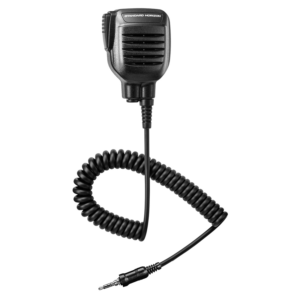Standard Horizon Submersible Speaker Microphone - SSM-14A