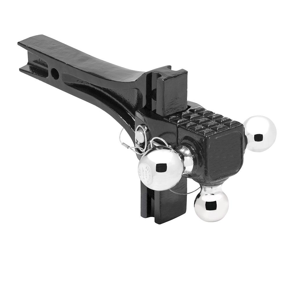 Draw-Tite Adjustable Tri-Ball Mount - 63070