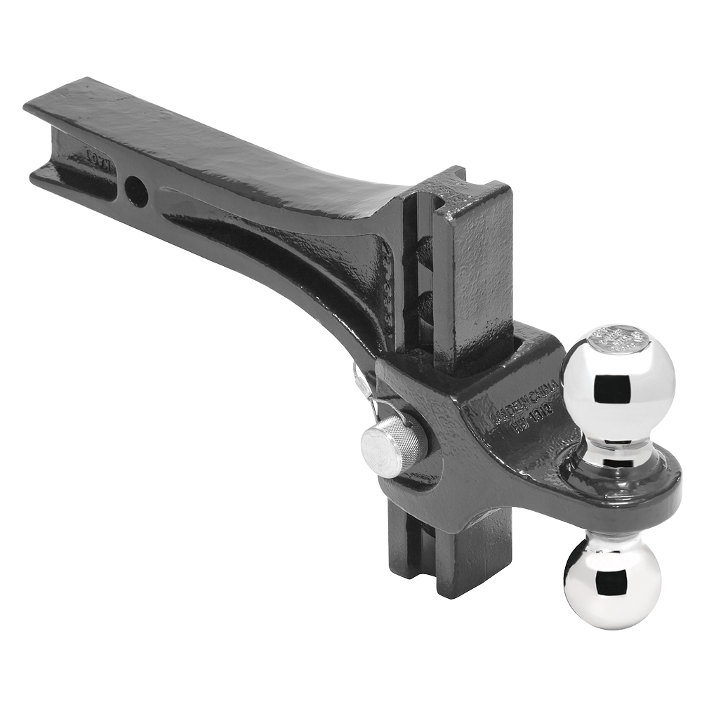 Draw-Tite Adjustable Dual Ball Mount - 63071