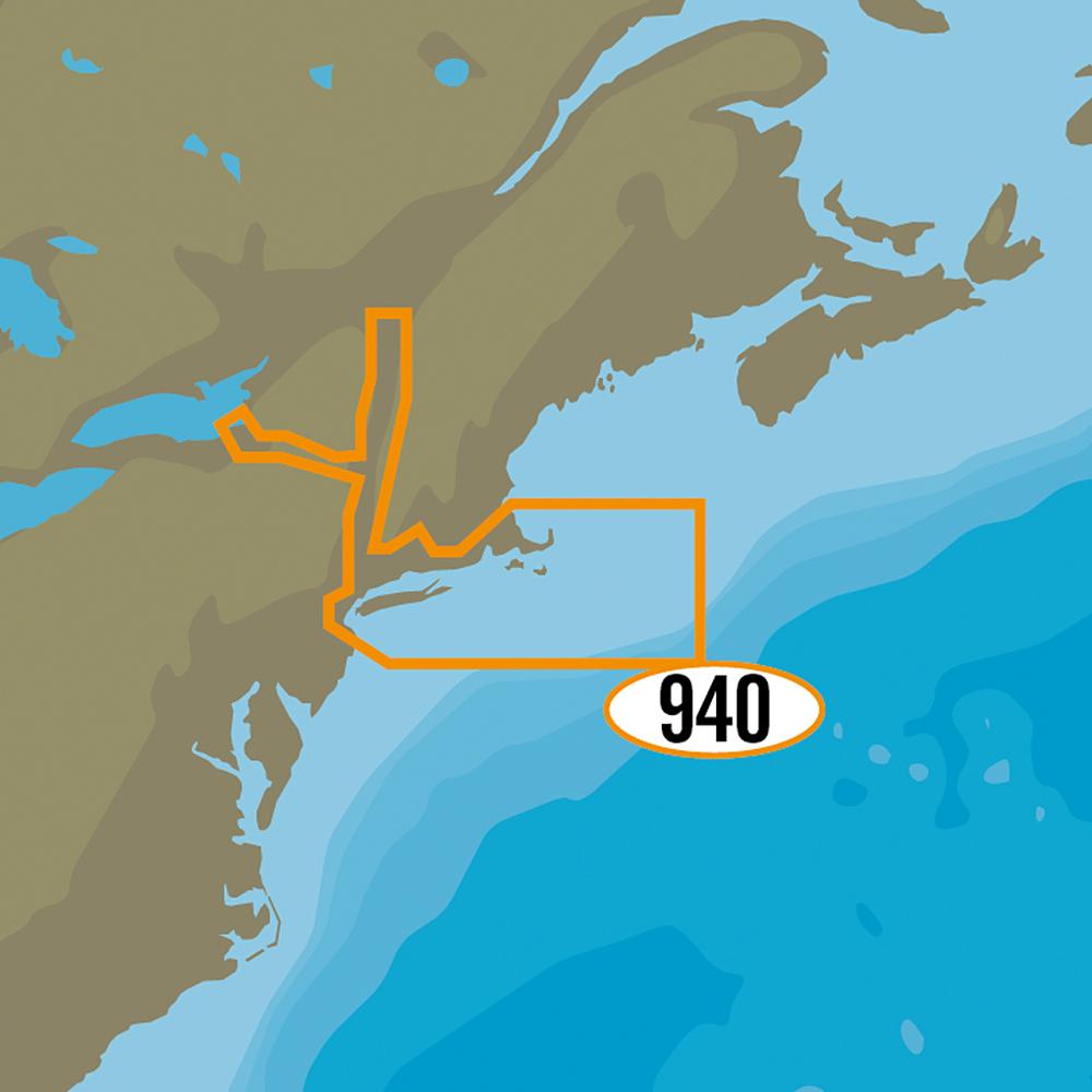 C-MAP MAX-N+ NA-Y940 - Cape Cod, Long Island & Hudson River - NA-Y940
