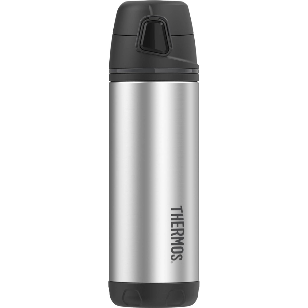 Thermos Element5 Stainless Steel, Insulated Double Wall Backpack Bottle - Black - 16 oz. - TS4504BK4