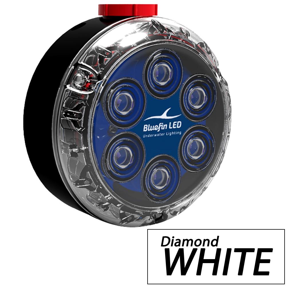Bluefin LED DL6 Domestic Dock Light - Diamond White - DL6D-SM-W119