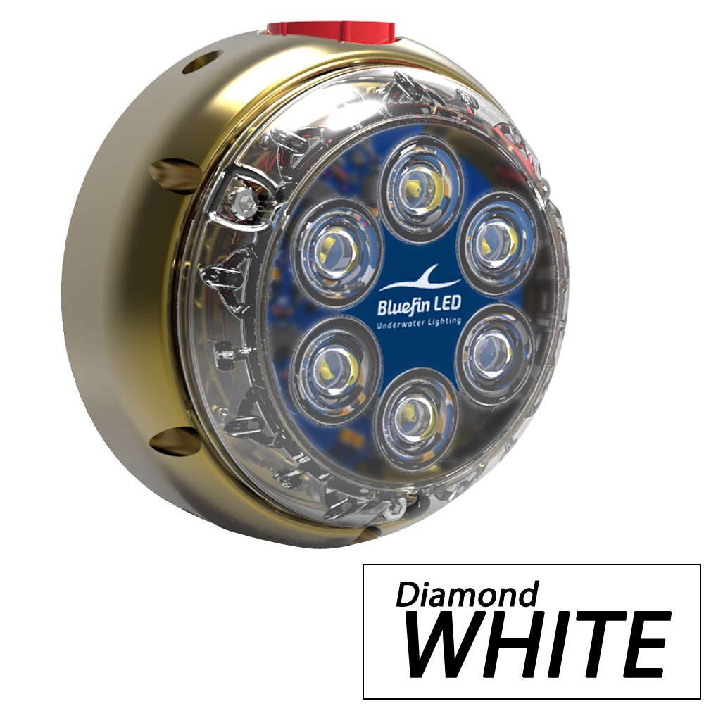 Bluefin LED DL12 Industrial Dock Light - Diamond White - DL12I-SM-W127