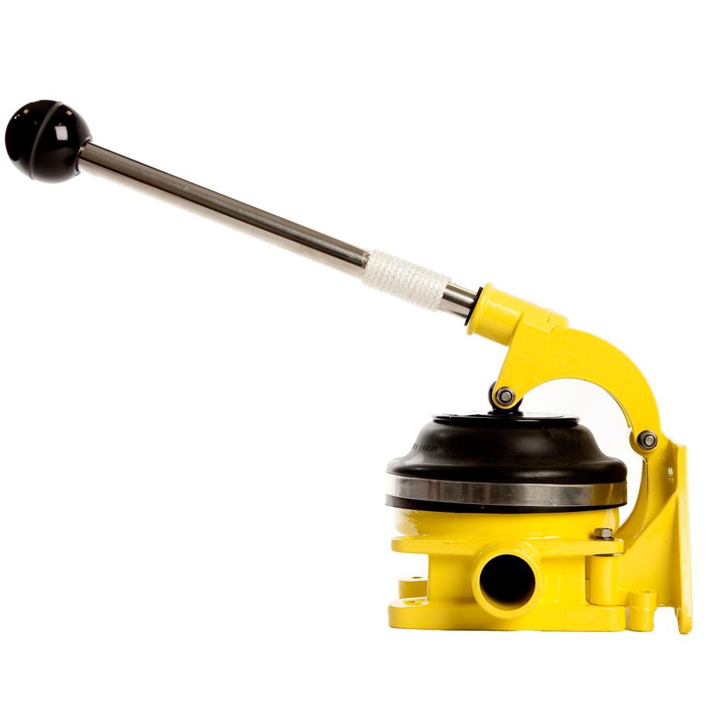 Whale Gusher 10 Manual Bilge Pump On Deck/Bulkhead Mount - BP3708