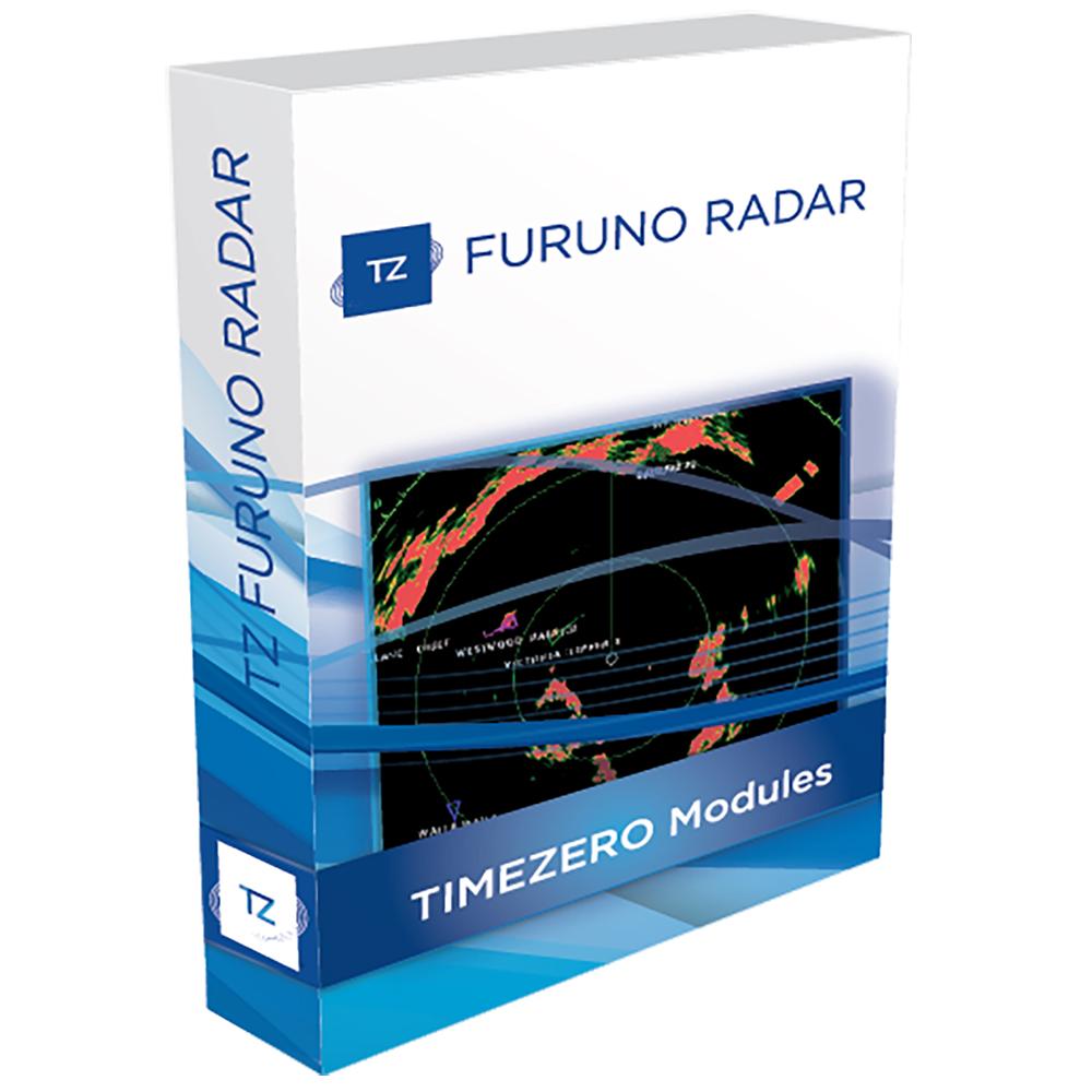 Nobeltec TZ Navigator Furuno Radar Module - Digital Download - TZ-101
