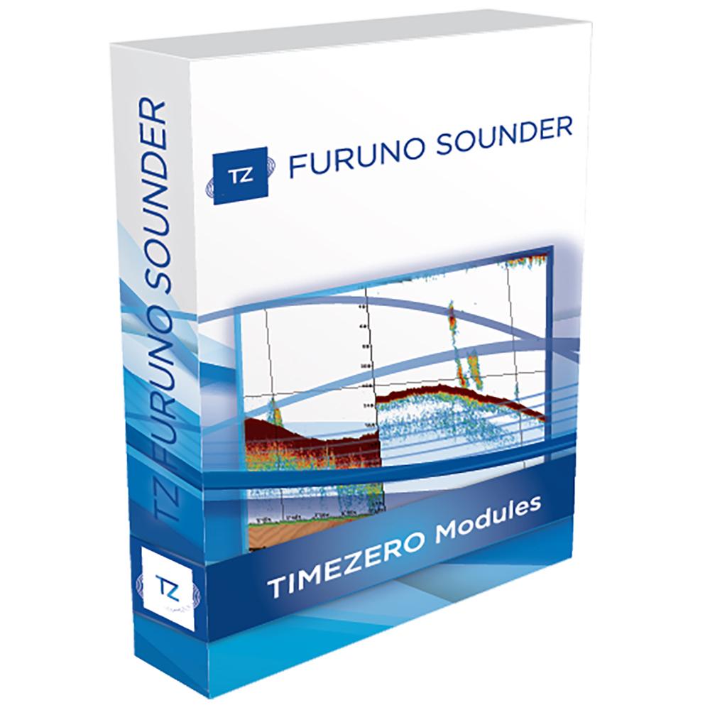 Nobeltec TZ Furuno Sounder Module - Digital Download - TZ-102