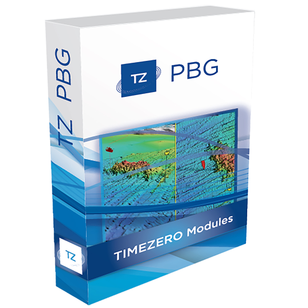 Nobeltec TZ Professional PBG Module - Digital Download - TZ-109