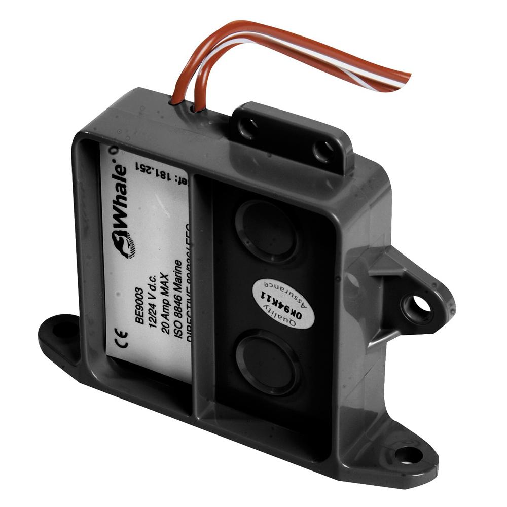 Whale Electric Field Bilge Switch - BE9003