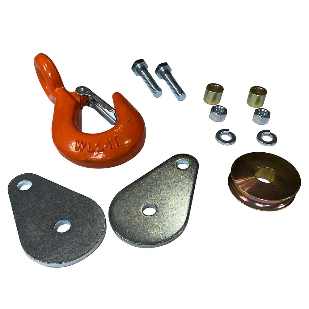 Powerwinch Pulley Block for All Trailer Winchers - P7904300AJ