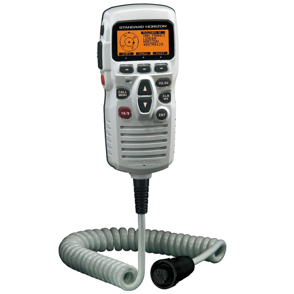 standard horizon vhf radio ram3 2nd station remote control mic rh ebay com