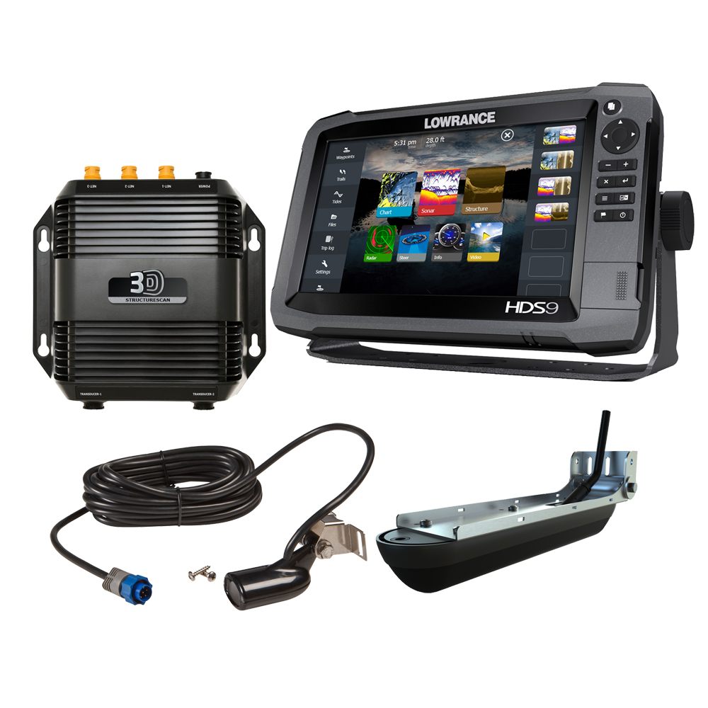 wiring lowrance to vhf radio    lowrance    hds 9 gen3 with 83 200 structurescan 3d bundle     lowrance    hds 9 gen3 with 83 200 structurescan 3d bundle