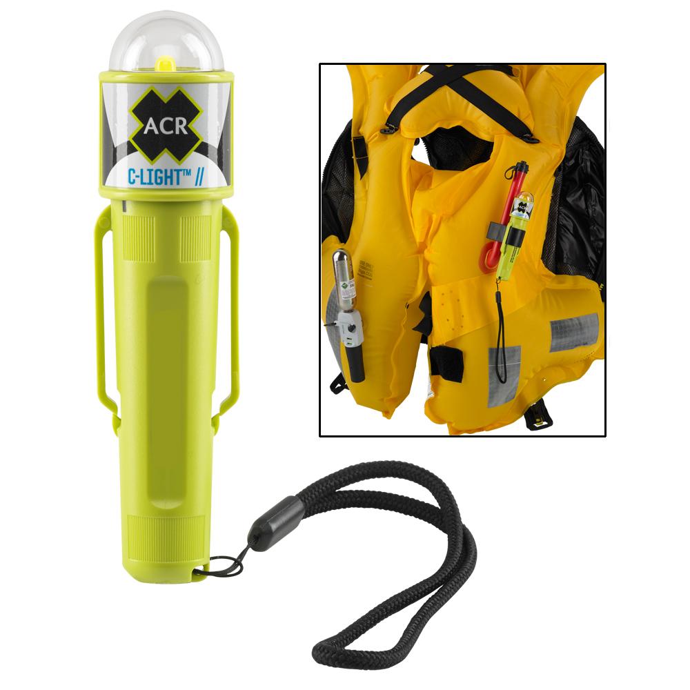 ACR C-Light™ - Manual Activated LED PFD Vest Light w/Clip CD-59879