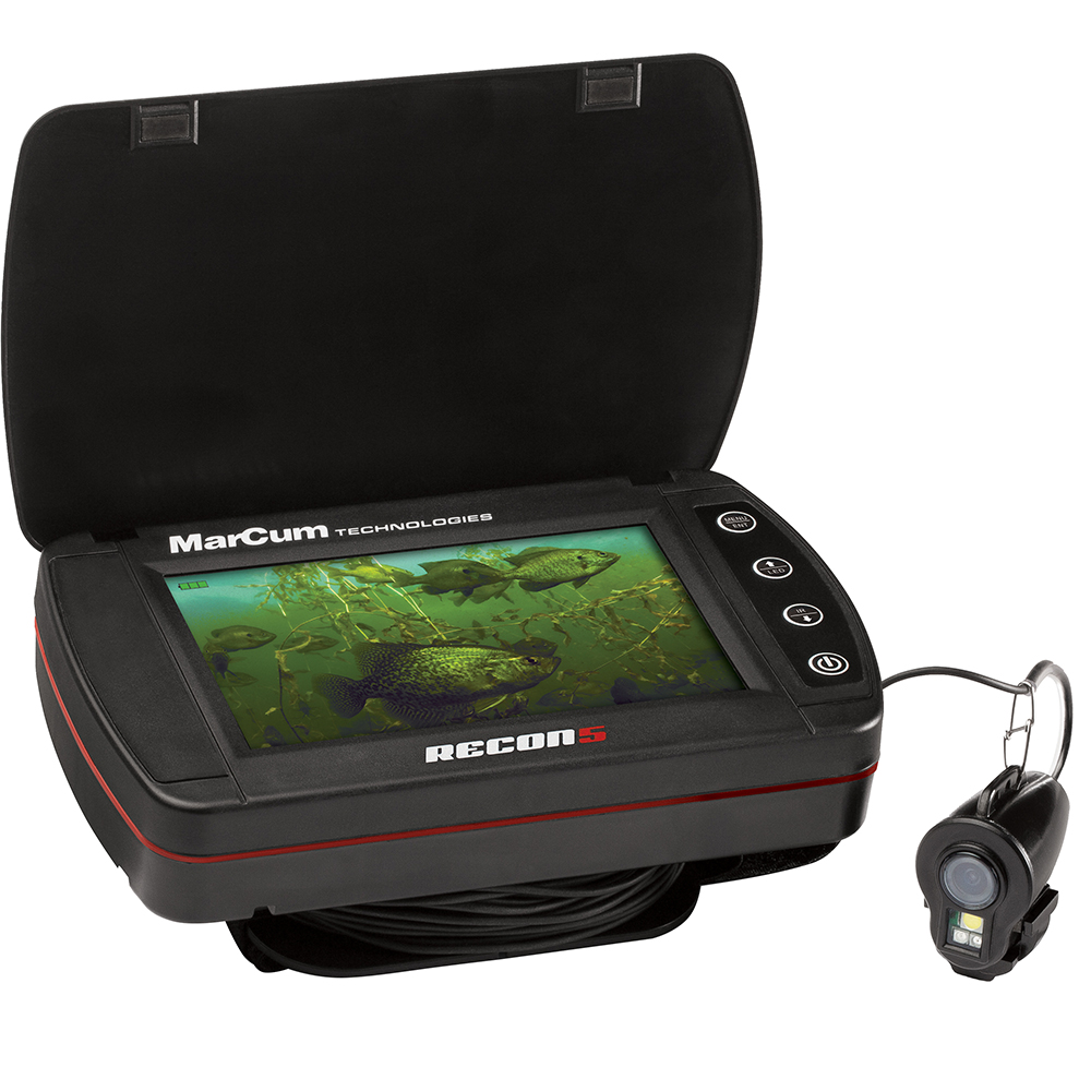 MarCum Recon 5 Underwater Viewing System - RC5