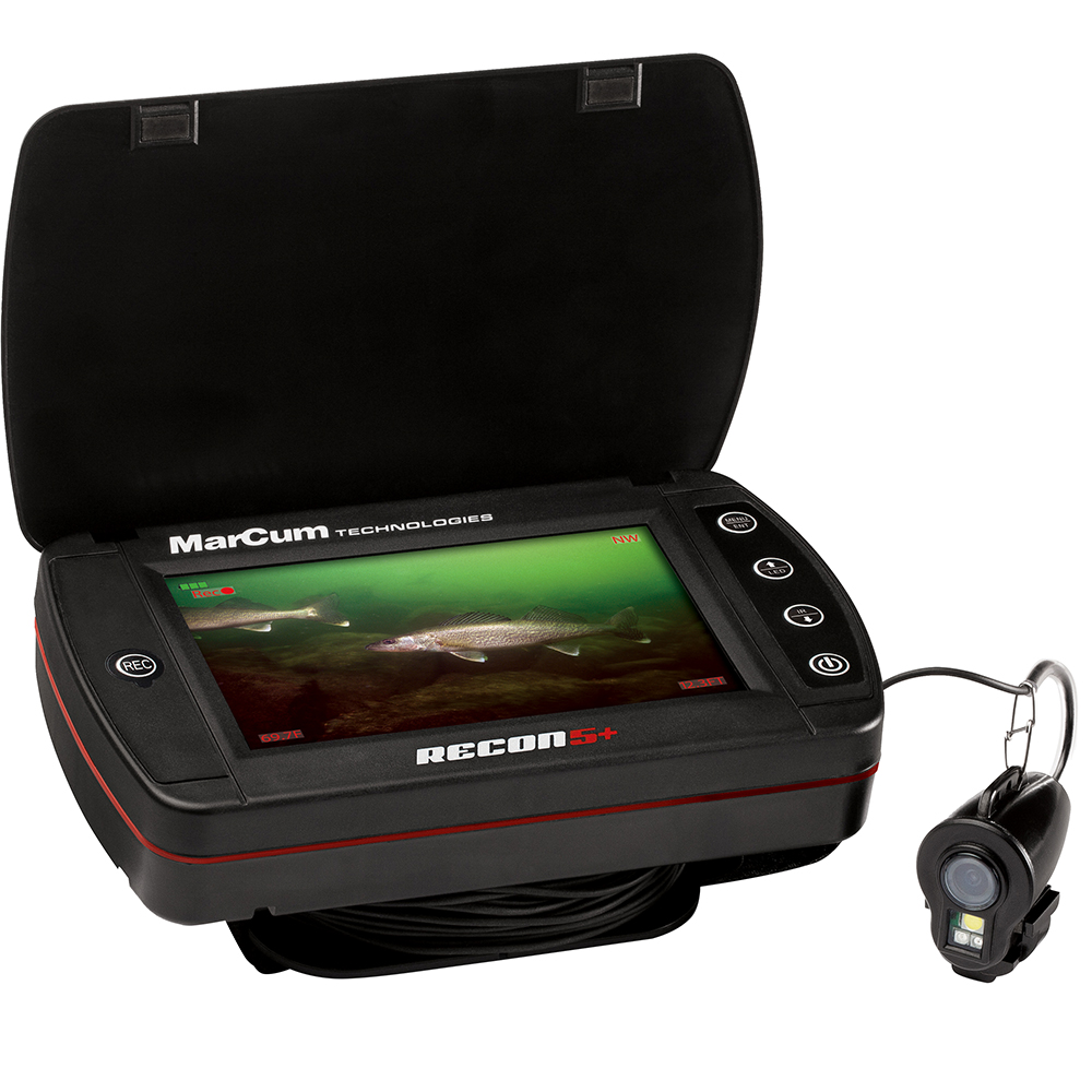 MarCum Recon 5+ Underwater Viewing System - RC5P