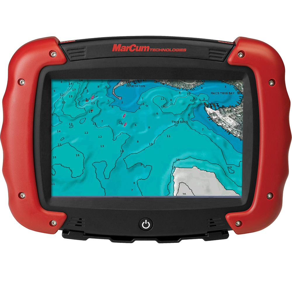 MarCum RT-9 Touchscreen GPS Tablet - RT-9