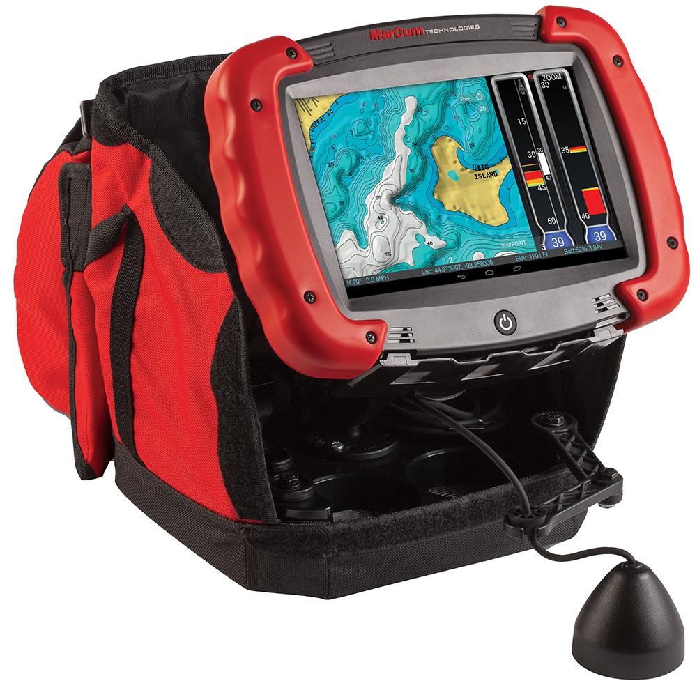 MarCum RT-9 Sonar GPS COmbo - RT9-CMB