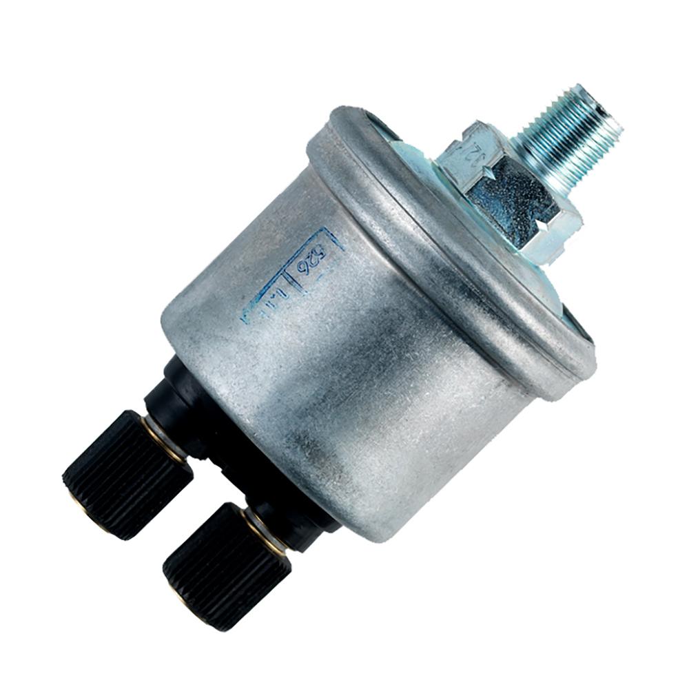 VDO Pressure Sender 80 PSI Floating Ground - 1/8-27NPT 32/1 - 360-410