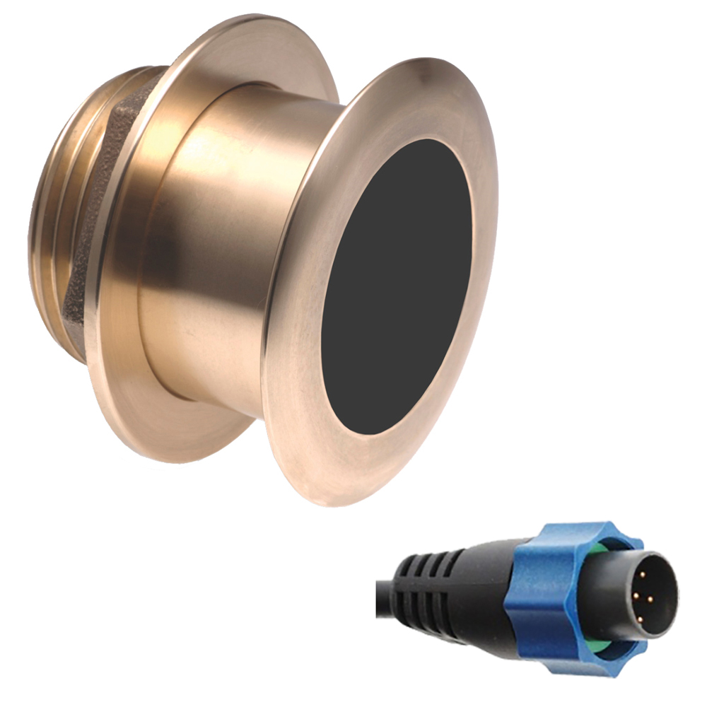 Airmar B164 1kW 20° Thru-Hull Transducer w/Blue Connector CD-61942