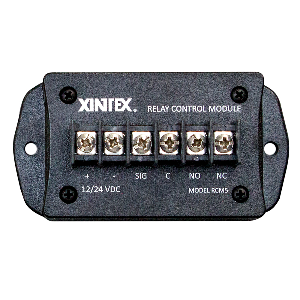 Xintex Optional Relay Control Module for Generator Shutdown - RCM5