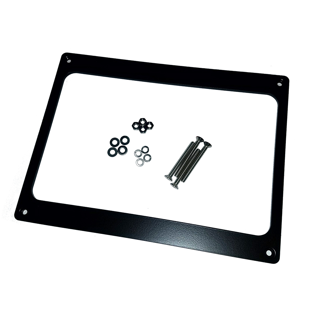 Raymarine A9X to Axiom 9 Adapter Plate to Existing Fixing Holes - A80526