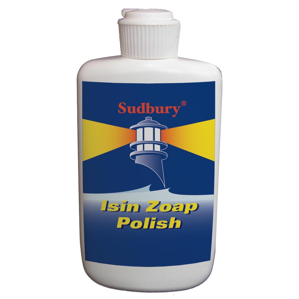 Sudbury Isin Zoap Polish - 8oz Liquid - 425