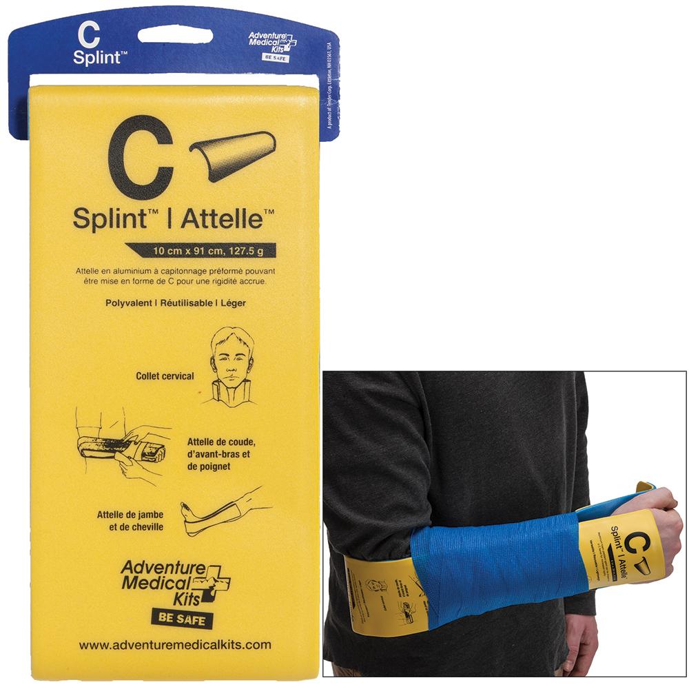 Adventure Medical C-Splint - 7010-0402
