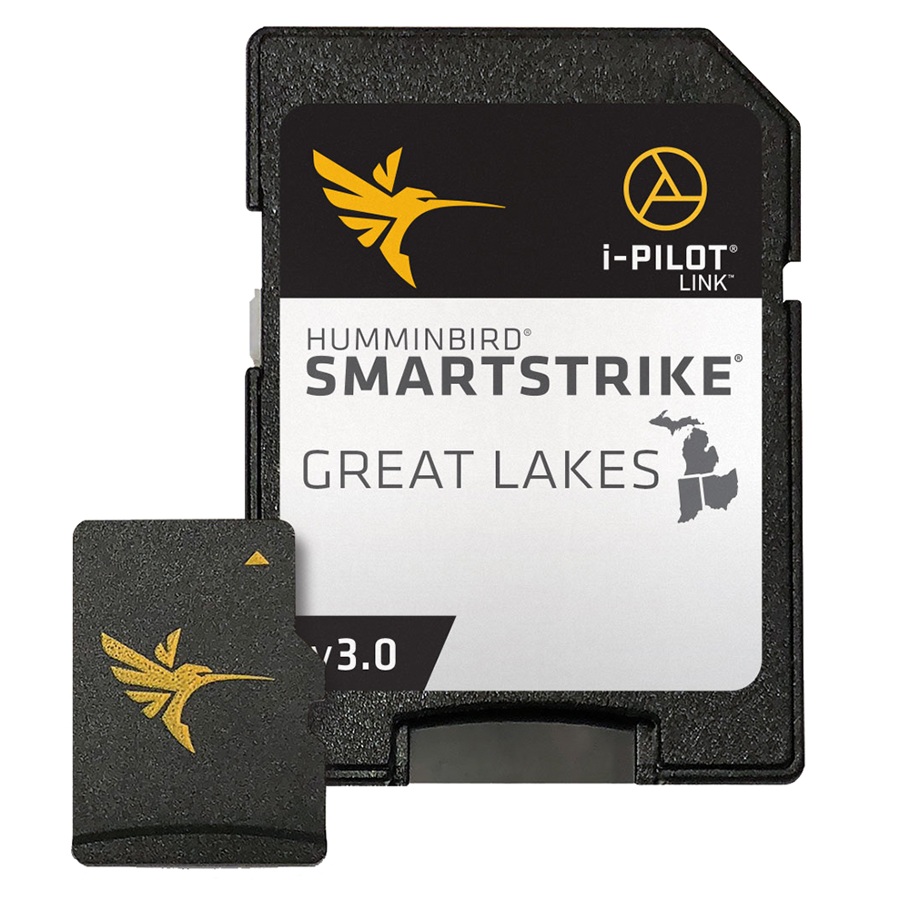 Humminbird SmartStrike - Great Lakes 2018 - Version 3.0 - 600035-3
