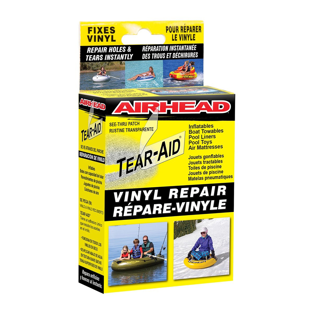 AIRHEAD Tear Aid Type B Vinyl Repair Kit - AHTR-1B