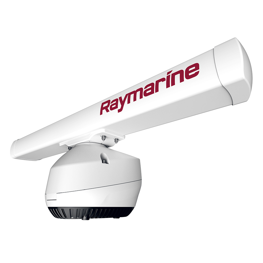 Raymarine 12kW Magnum with 4' Array and 15M RayNet Radar Cable - T70412