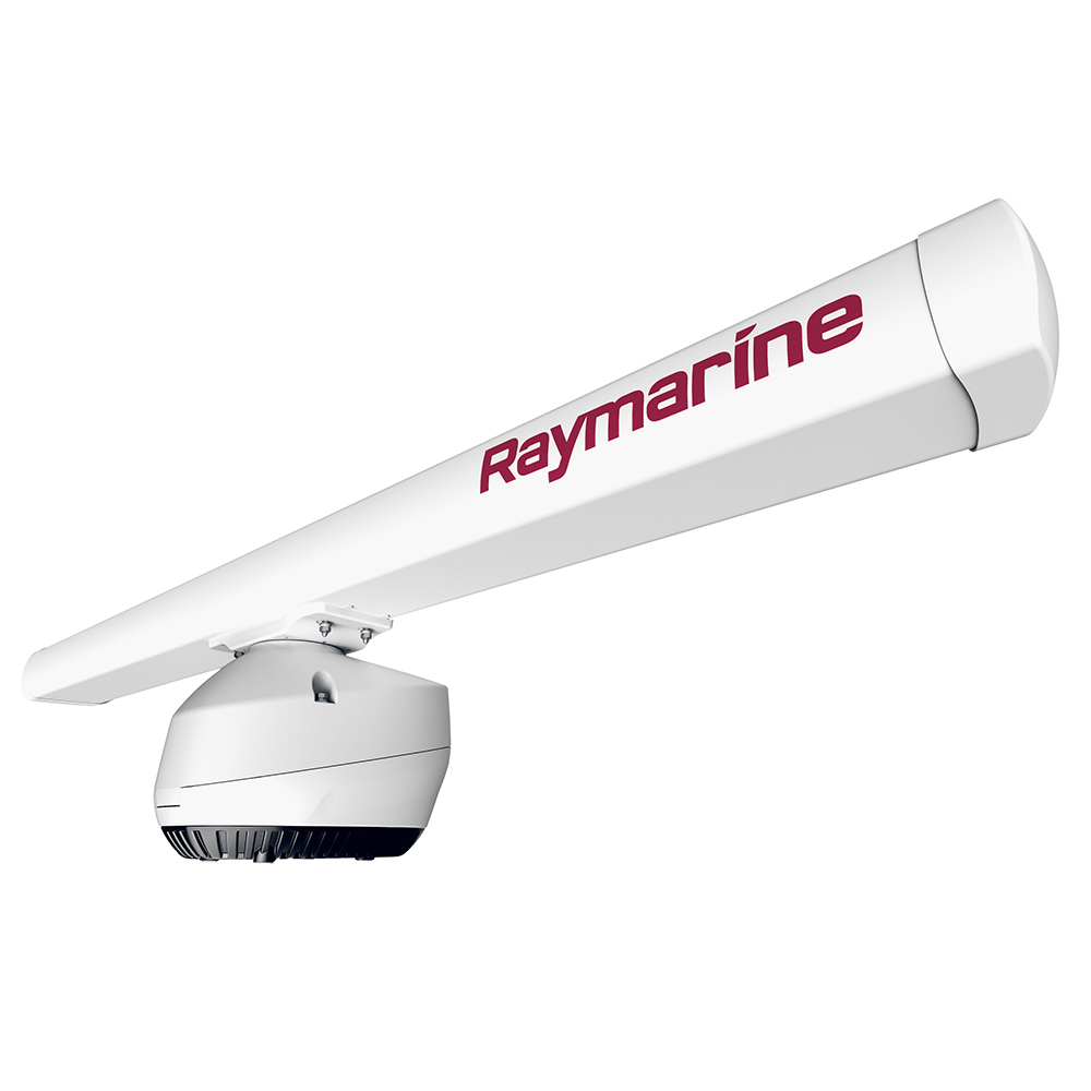 Raymarine 12kW Magnum with 6' Array and 15M RayNet Radar Cable - T70414