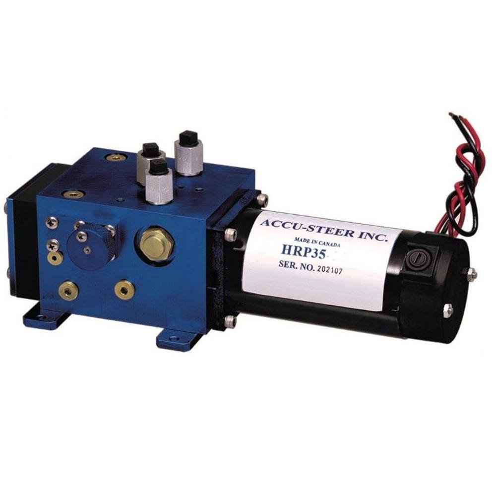 Accu-Steer HRP35-12 Hydraulic Reversing Pump Unit - 12 VDC CD-69517