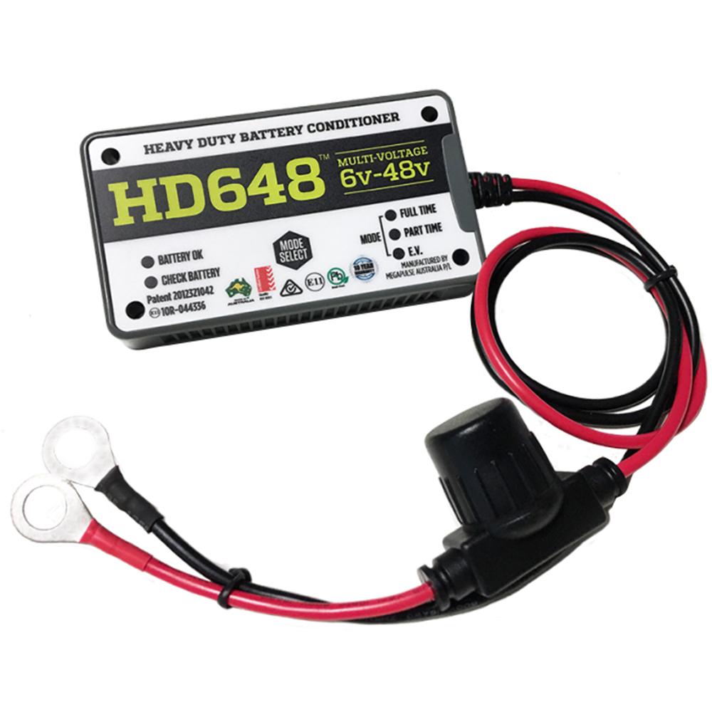 Megapulse HD648 System Battery Degradation Eliminator - HD648